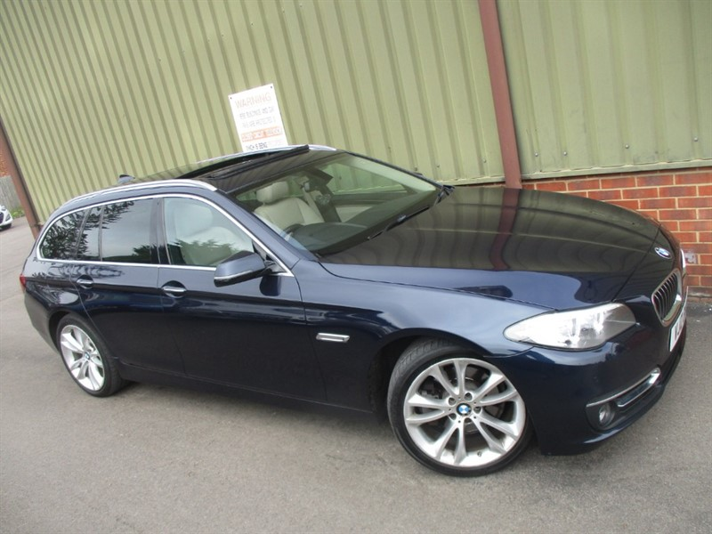 used BMW 520d LUXURY TOURING Automatic in wokingham-berkshire