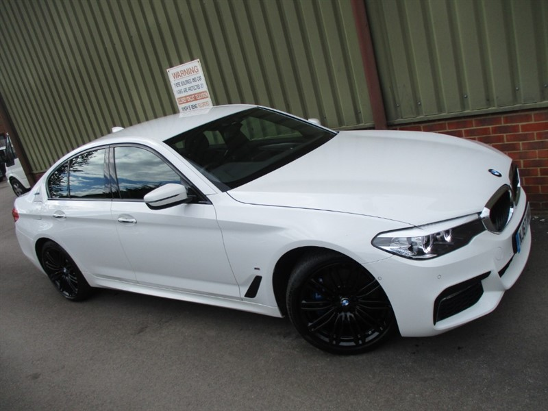 used BMW 530e M SPORT in wokingham-berkshire