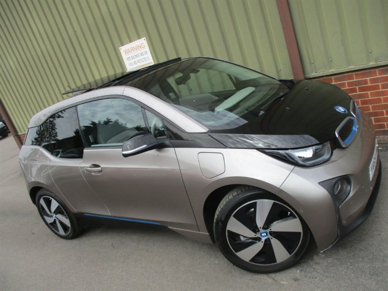used BMW i3 I3 RANGE EXTENDER in wokingham-berkshire