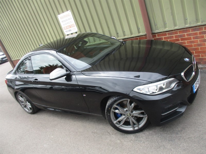 used BMW M235i M Sport Coupe in wokingham-berkshire