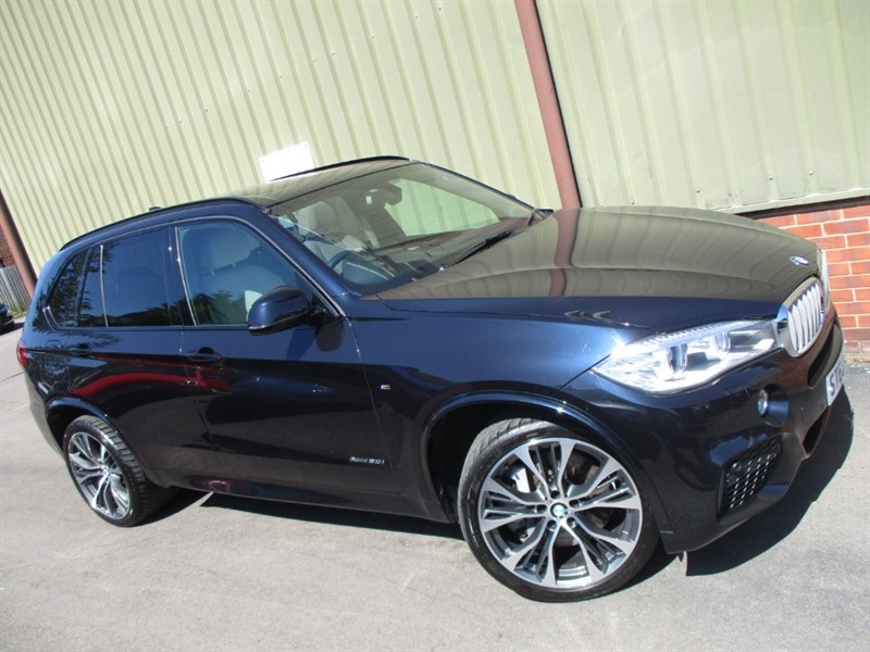 used BMW X5 XDRIVE50I M SPORT in wokingham-berkshire