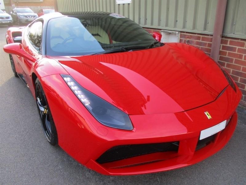 used Ferrari  488 GTB in wokingham-berkshire