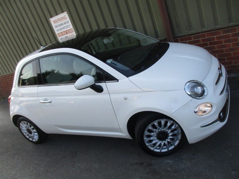 used Fiat 500 TWINAIR LOUNGE in wokingham-berkshire