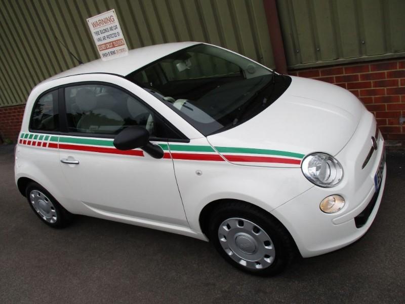 used Fiat 500 POP S/S  in wokingham-berkshire
