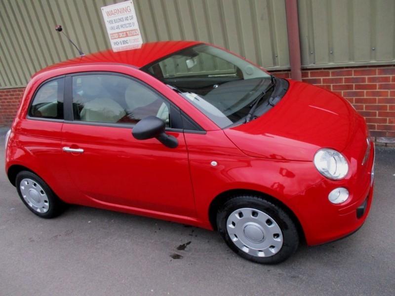used Fiat 500 POP in wokingham-berkshire