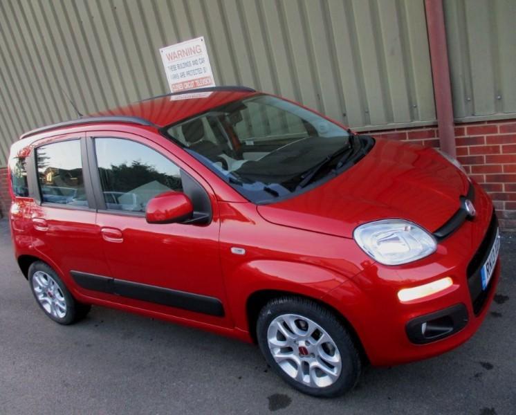 used Fiat Panda TWINAIR LOUNGE in wokingham-berkshire
