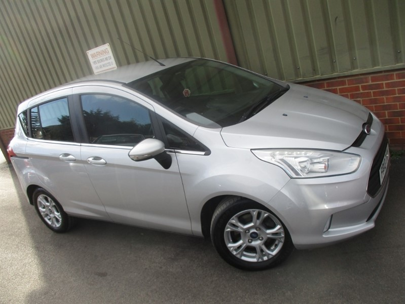 used Ford B-Max Zetec in wokingham-berkshire