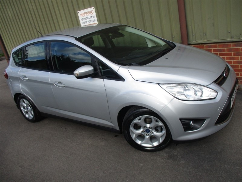 used Ford C-Max ZETEC TDCI in wokingham-berkshire
