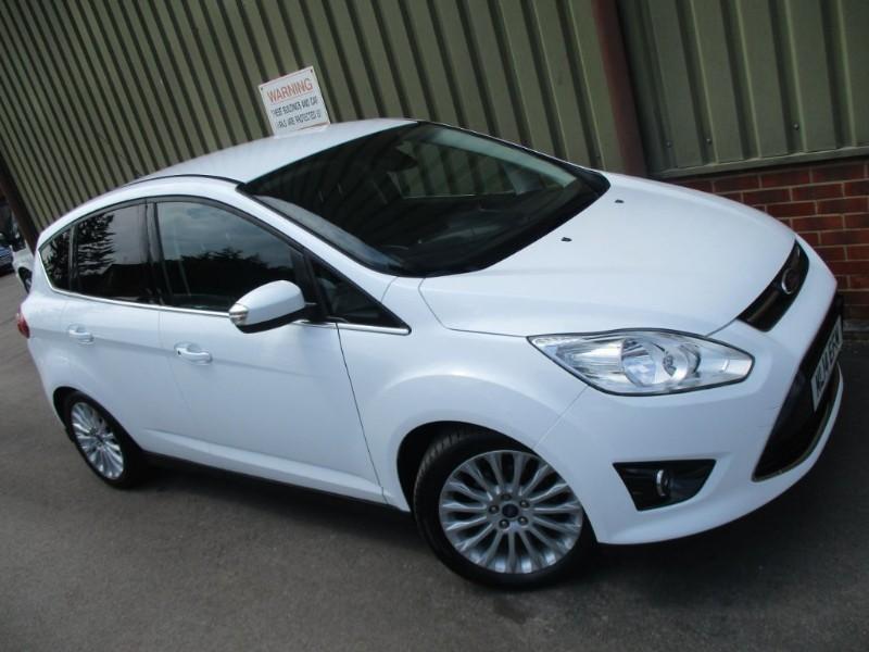 used Ford C-Max TITANIUM TDCI in wokingham-berkshire