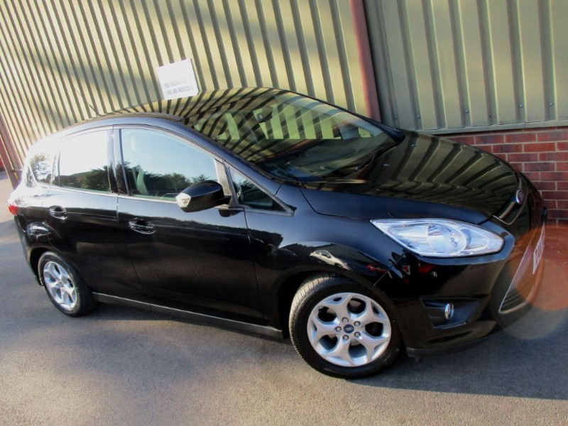 used Ford C-Max ZETEC 1.6 5 Door in wokingham-berkshire