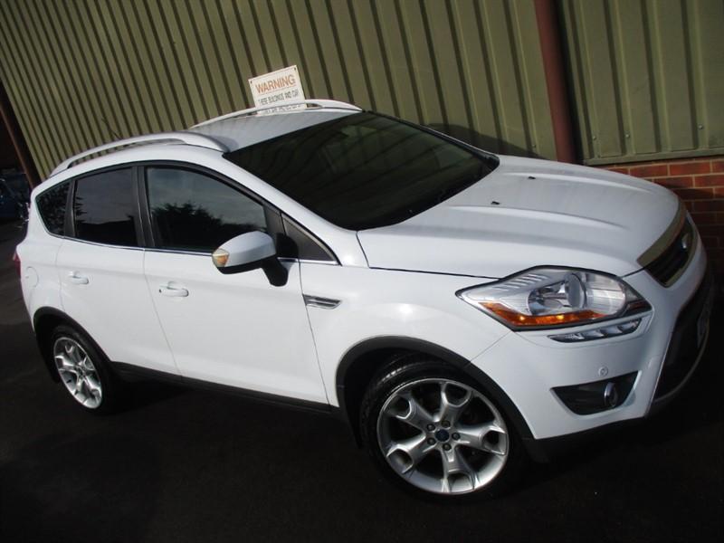 used Ford Kuga TITANIUM TDCI in wokingham-berkshire