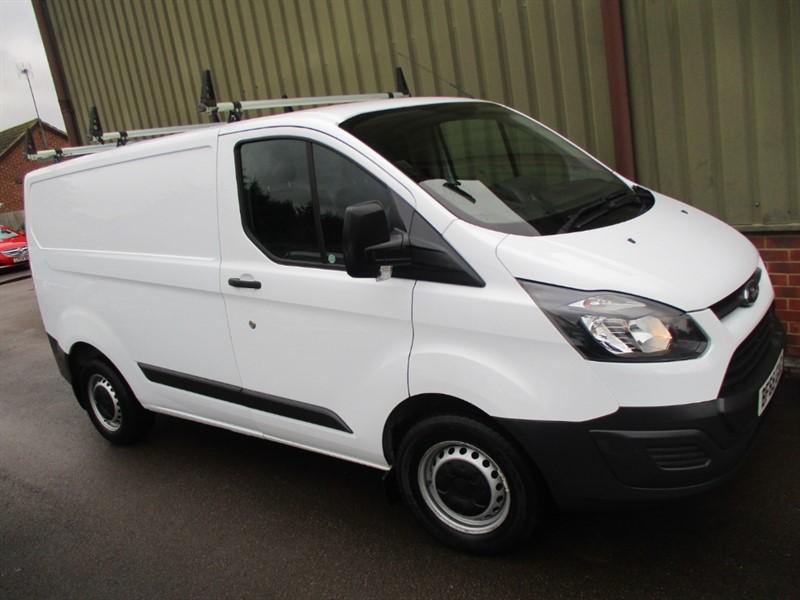 used Ford Transit Custom 290 LR P/V in wokingham-berkshire