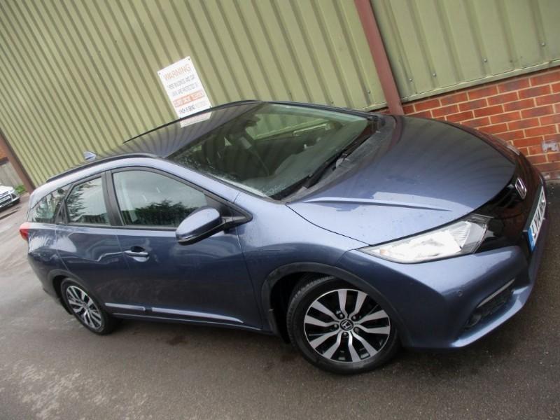 used Honda Civic I-DTEC SE PLUS TOURER in wokingham-berkshire