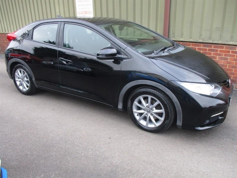 used Honda Civic I-VTEC ES Automatic in wokingham-berkshire