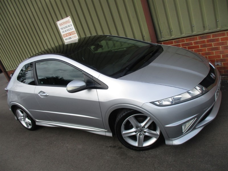 used Honda Civic I-VTEC TYPE S GT in wokingham-berkshire