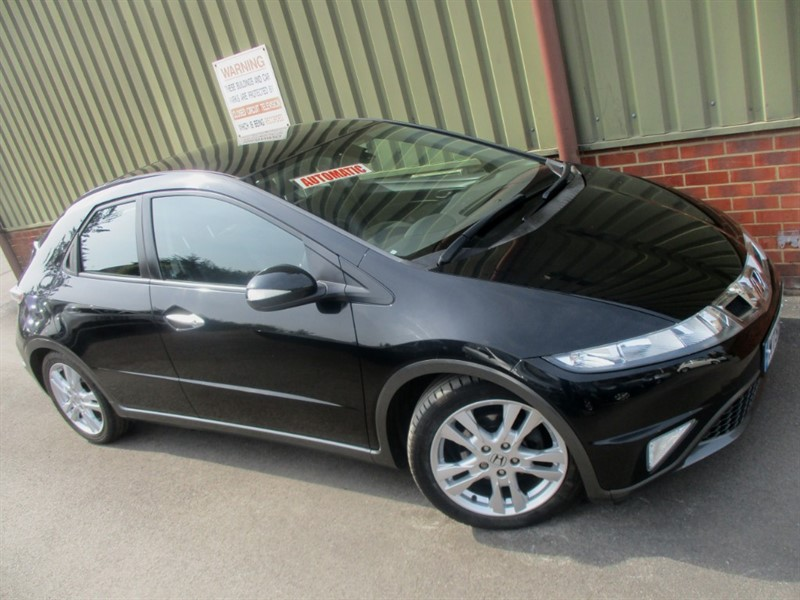 used Honda Civic I-VTEC EX Automatic in wokingham-berkshire