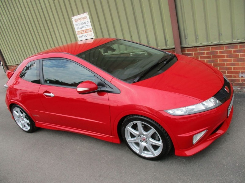 used Honda Civic I-VTEC TYPE-R GT in wokingham-berkshire