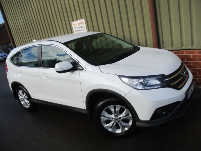 used Honda CR-V 1.6 I-DTEC SE 2WD in wokingham-berkshire
