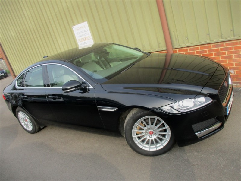 used Jaguar XF D PRESTIGE in wokingham-berkshire