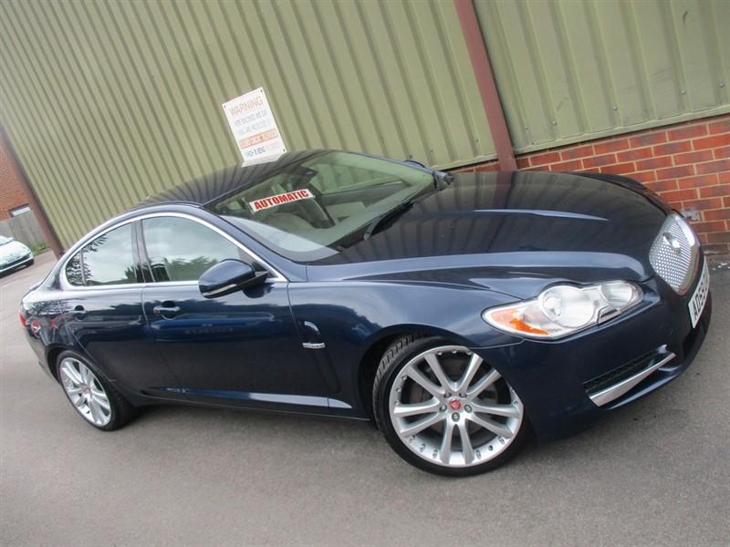 used Jaguar XF V6 S PREMIUM LUXURY in wokingham-berkshire