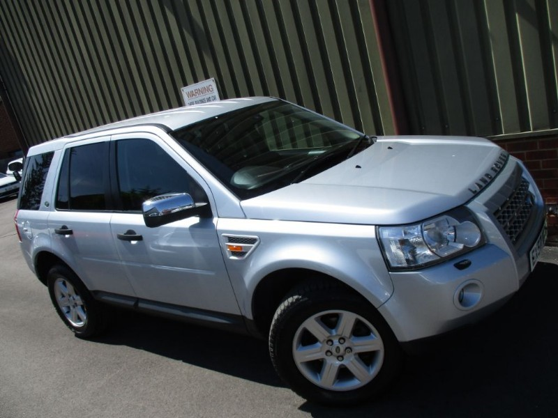 used Land Rover Freelander TD4 GS in wokingham-berkshire