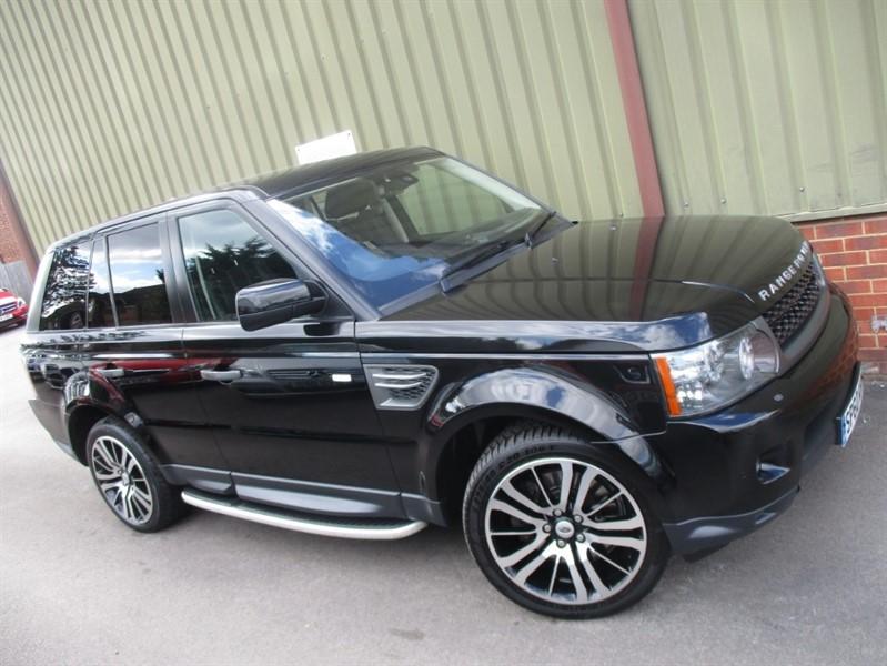 used Land Rover Range Rover Sport TDV6 HSE in wokingham-berkshire