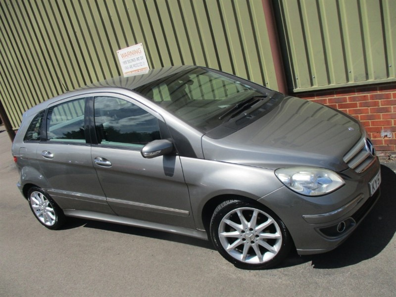 used Mercedes B200 CDI SE Automatic in wokingham-berkshire