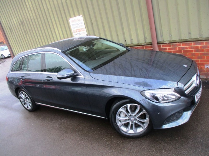 used Mercedes C350 E SPORT 2.0 Hybrid Automatic Estate in wokingham-berkshire