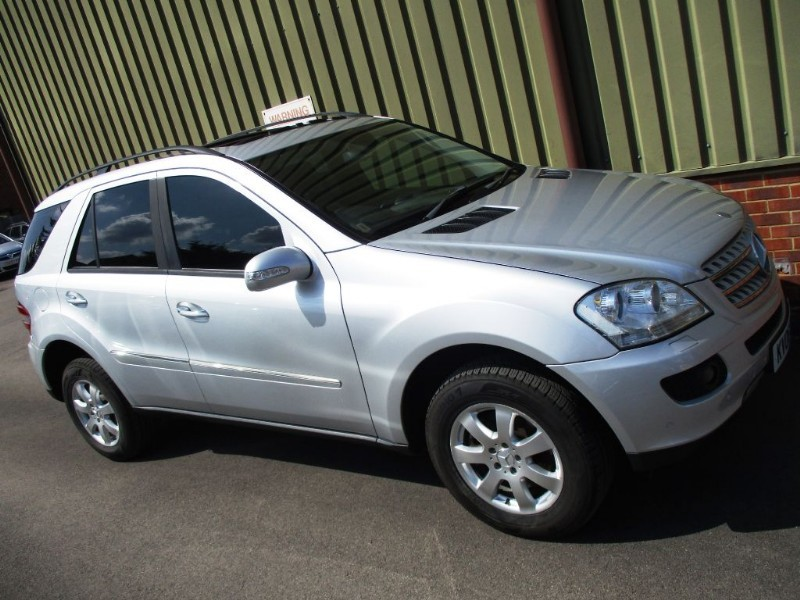 used Mercedes ML320 CDI SE in wokingham-berkshire
