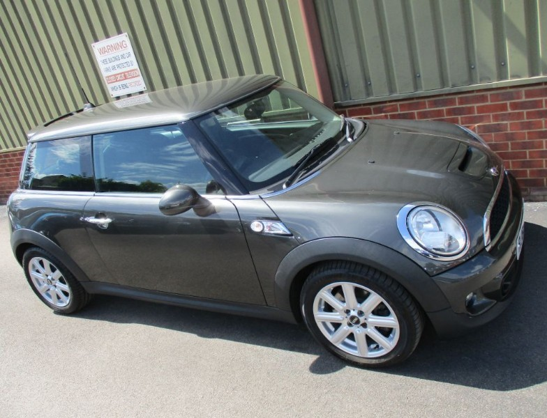 used MINI Hatch COOPER S in wokingham-berkshire