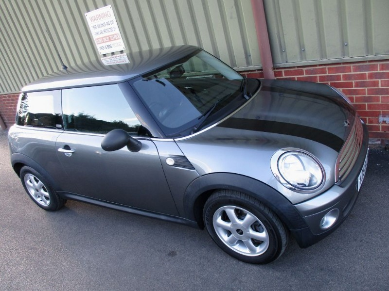 used MINI Hatch ONE GRAPHITE 1.4 Ltd Edition in wokingham-berkshire