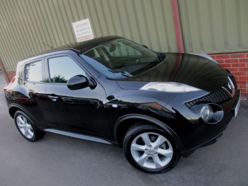 used Nissan Juke 1.6 ACENTA 5 Door in wokingham-berkshire