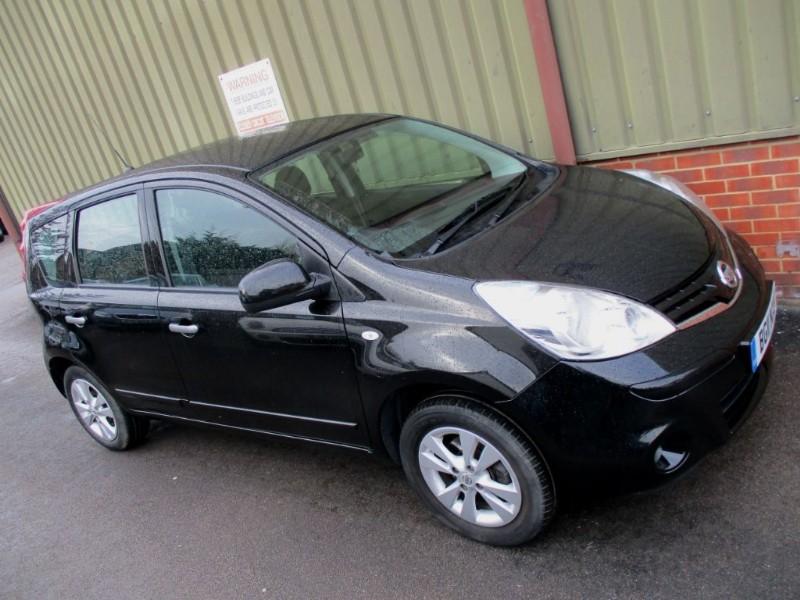 used Nissan Note ACENTA Pure Drive in wokingham-berkshire