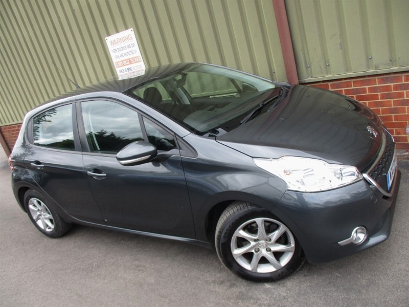 used Peugeot 208 ACTIVE A/C 5 Door in wokingham-berkshire