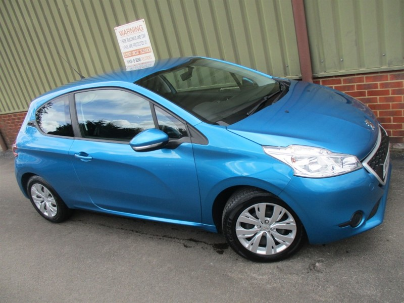 used Peugeot 208 ACCESS PLUS A/C in wokingham-berkshire