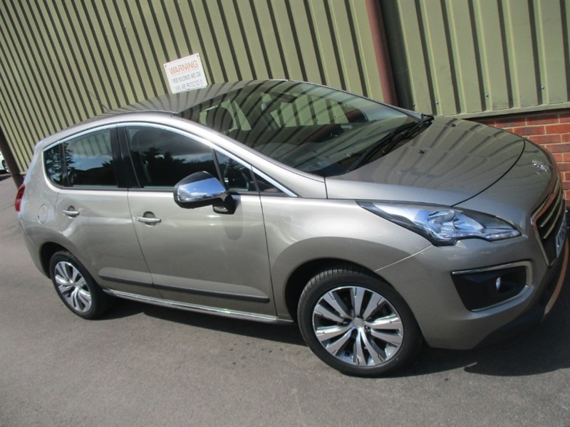 Peugeot 3008 for sale