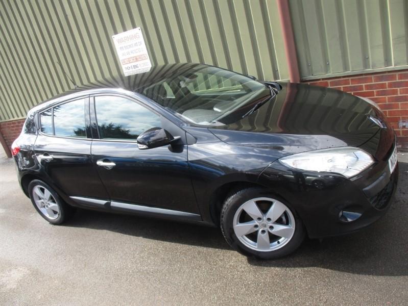 used Renault Megane DYNAMIQUE DCI in wokingham-berkshire