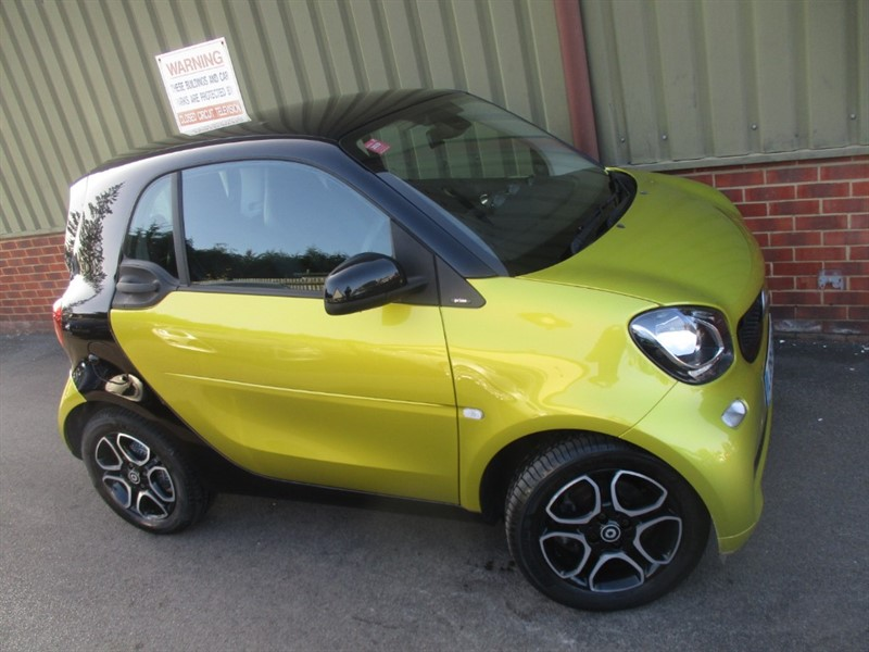 Smart Car Fortwo Coupe for sale