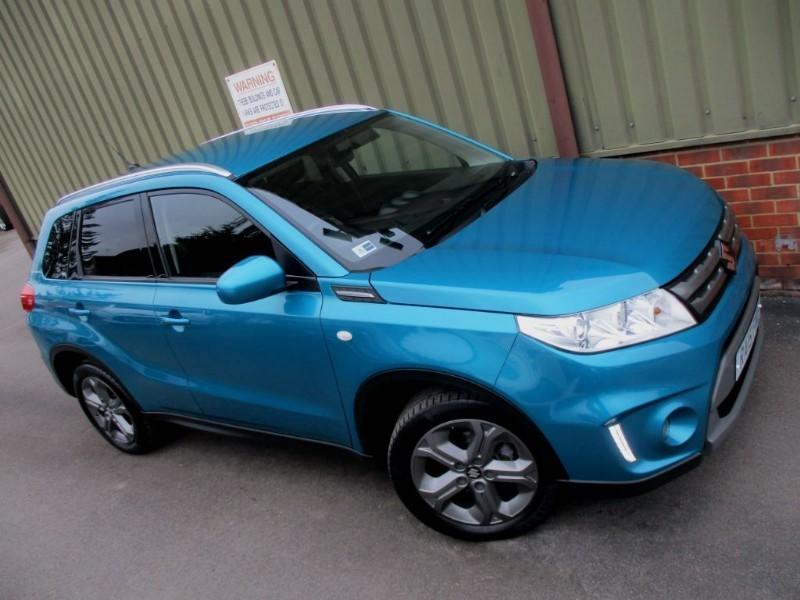 used Suzuki Vitara SZ-T SatNav in wokingham-berkshire