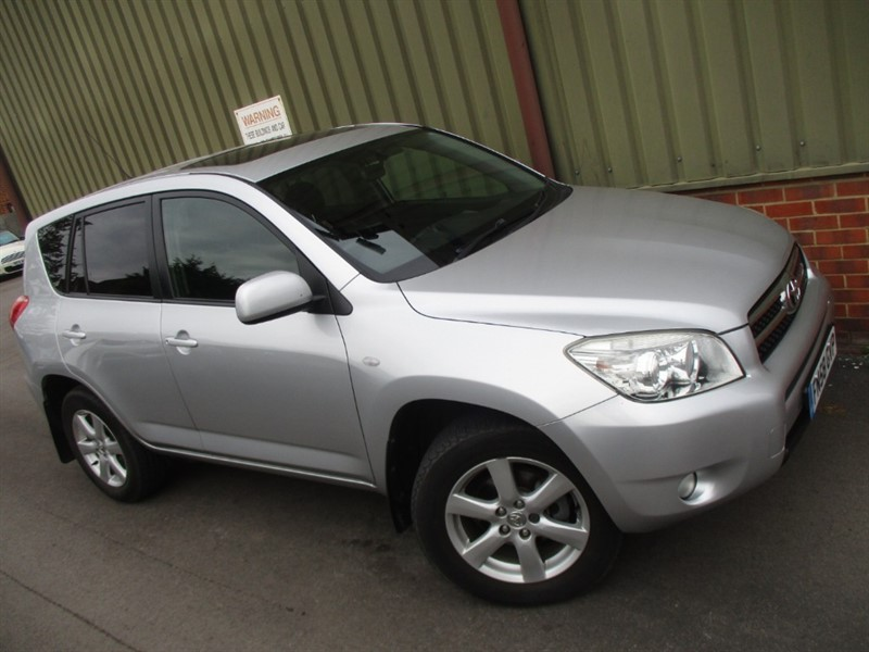 used Toyota RAV4 VVTI XTR 5 Door in wokingham-berkshire