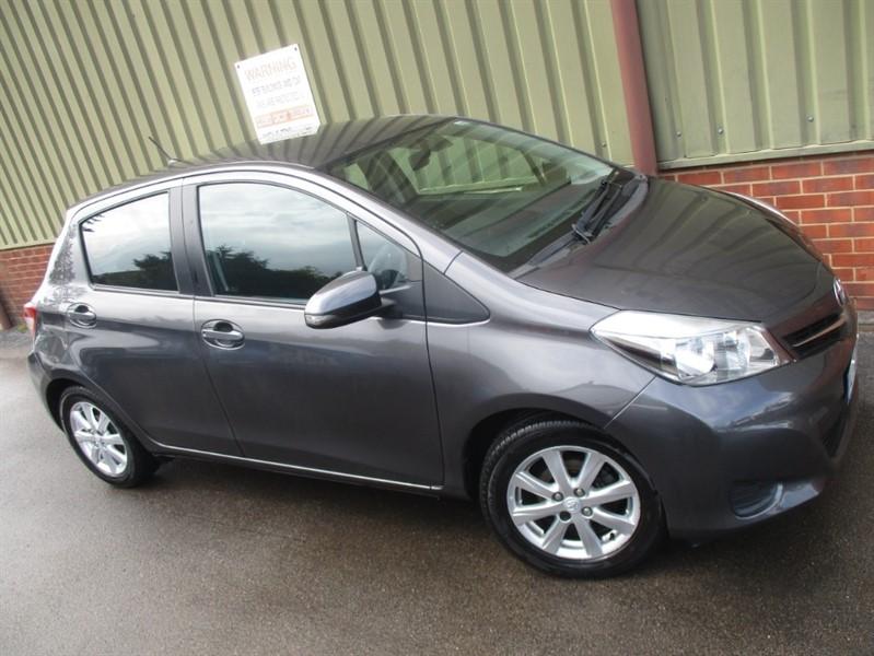 used Toyota Yaris VVT-I TR in wokingham-berkshire