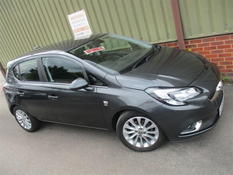 used Vauxhall Corsa Automatic 1.4 SE 5 Door in wokingham-berkshire