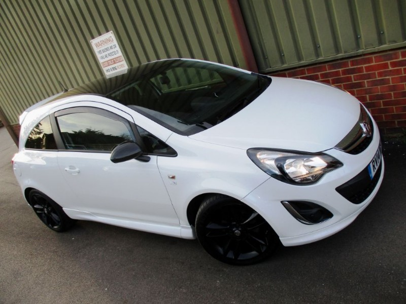 used Vauxhall Corsa LIMITED EDITION in wokingham-berkshire