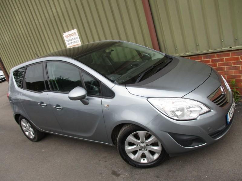 used Vauxhall Meriva SE CDTI PanoRoof in wokingham-berkshire
