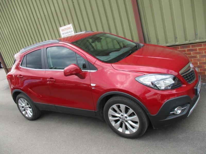used Vauxhall Mokka SE CDTI in wokingham-berkshire