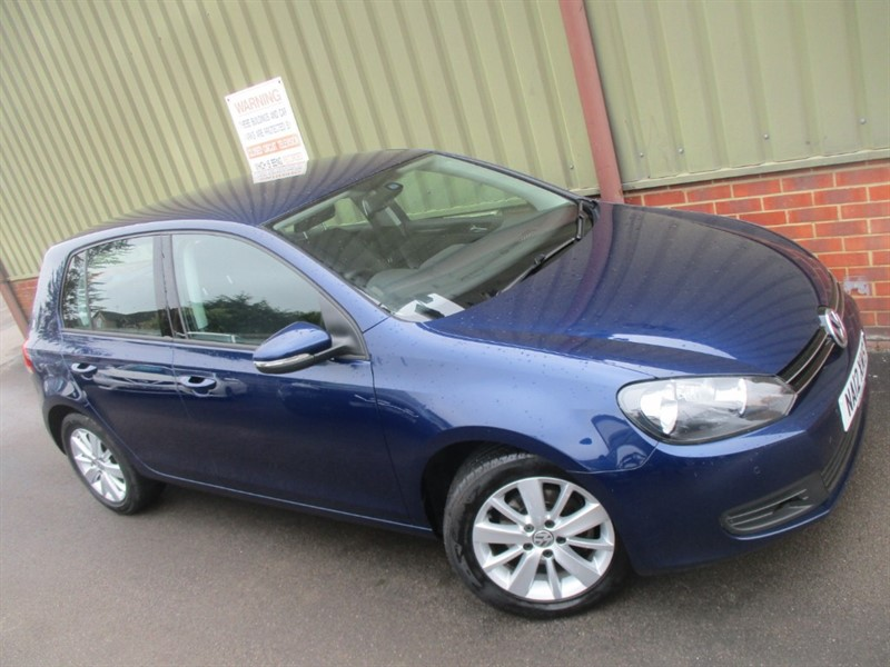 used VW Golf MATCH TDI in wokingham-berkshire