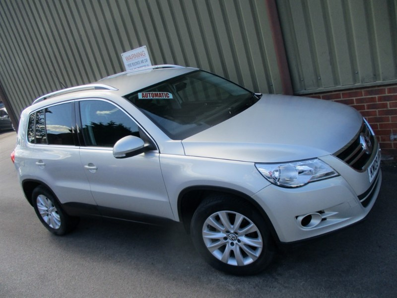 used VW Tiguan SE TDI 4-Motion Automatic in wokingham-berkshire