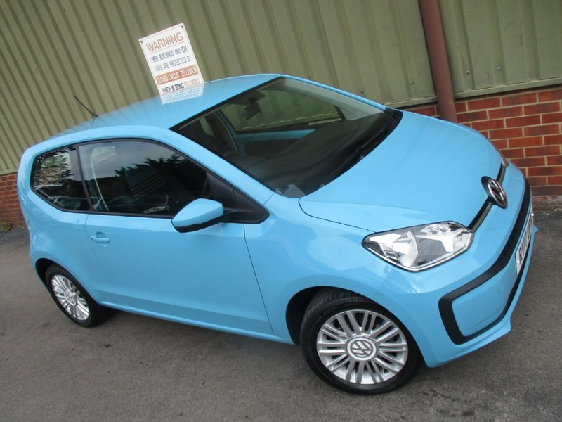 used VW Up MOVE UP in wokingham-berkshire