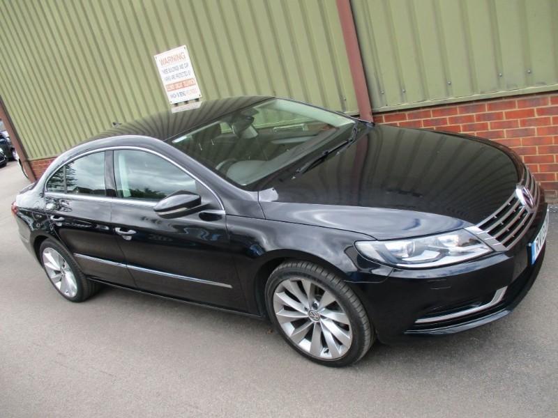 used VW CC TDI BLUEMOTION TECHNOLOGY in wokingham-berkshire