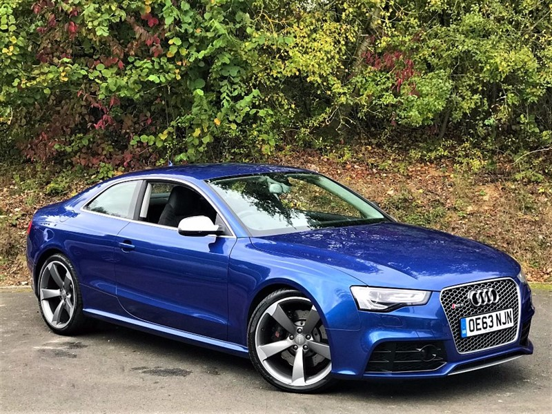 used Audi A5 RS5 FSI QUATTRO [HUGE SPEC / BEST COLOUR] in basingstoke-hampshire